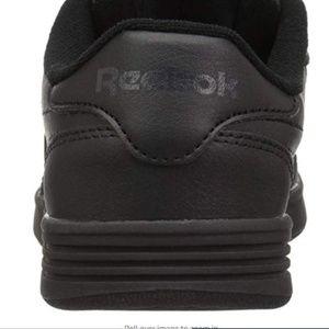 WIDE 2E Men/'s Reebok Club MEMT Sneaker Black//DHG-Solid Grey V67518